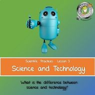 science and technology difference