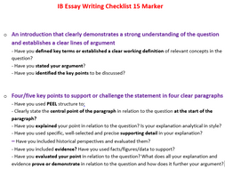 Writing process analysis papers