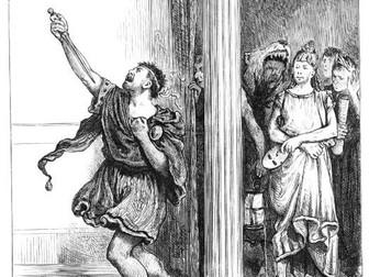 A Midsummer Night's Dream (Shakespeare) - Act 1, Scene 2 - WORKSHEET + ACTIVITIES + ANSWERS