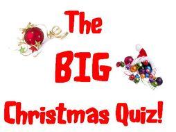 Christmas Quiz Bonanza!