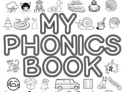 Phonics Comprehension Skills Book