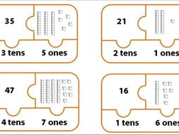 Place Value Jigsaw