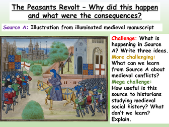 The Peasants' Revolt