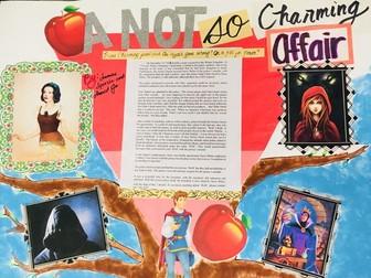 Fairytale Murders: News Reports Made Fun!