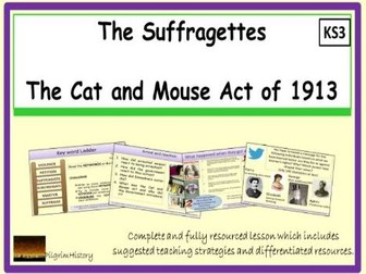 Cat and Mouse Act of 1913