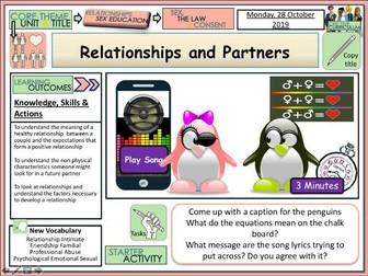 Relationships & Partners