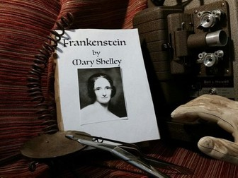 """""""Frankenstein"""" Lit Bit - A little bit more about  the book! by Spike Lit"""