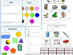 Baseline simple assessments. EYFS / SEND. New to school. EAL.