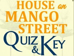 The House on Mango Street Quiz - Sections 26-29