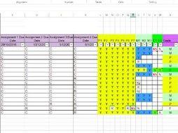 cambridge technicals level 3 student grade tracker by mchlsmit69