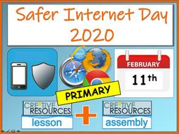 Safer Internet Day - Online Safety