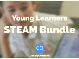 Young Learners STEAM Coding Bundle