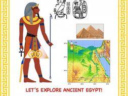 Ancient Egyptians: A BUNDLE of RESOURCES