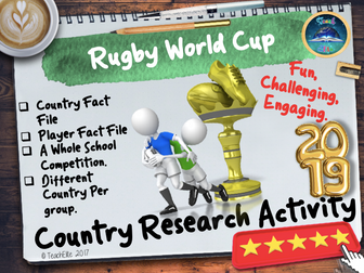 Rugby World Cup Countries