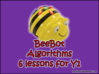 Coding\Programming Year 1 (x6 Lessons) - Algorithms