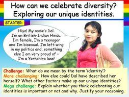 Diversity + Identity