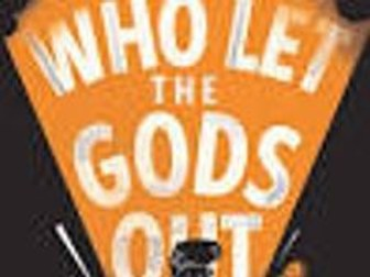 Reading Comprehension - Who Let The Gods Out Chapter 2