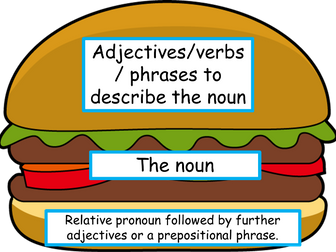 Expanded noun phrases - 7 lesson booster Y5/6