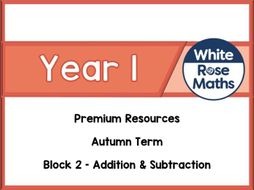 Year 1 - Addition & Subtraction (within 10)