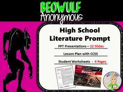 beowulf poem analysis