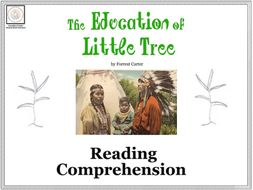 The Education of Little Tree Reading Comprehension