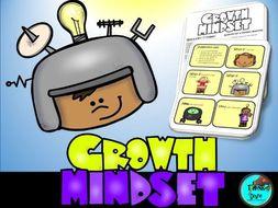 Growth Mindset  & Banner