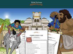 B'midbar   Números - Libro de Actividades con Porciones de la Torá
