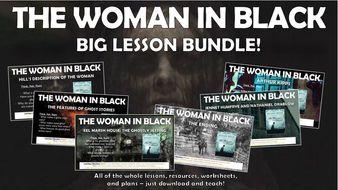 The Woman in Black Lesson Bundle!