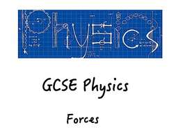 GCSE Forces Booklet