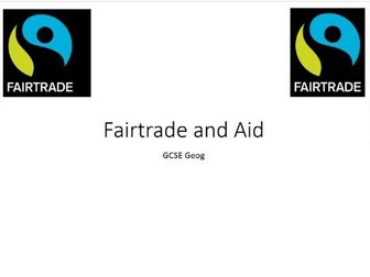Fairtrade and Aid