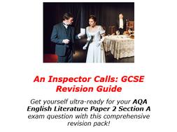 AQA English Literature Revision