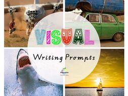 Full Year Visual Writing Prompts Bundle