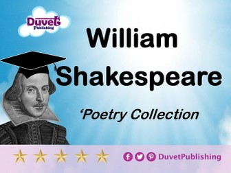 a report on the poetry and plays by william shakespeare What kind of poetry styles did william shakespeare write  report abuse comment add a comment  kind poetry styles william shakespeare write: .