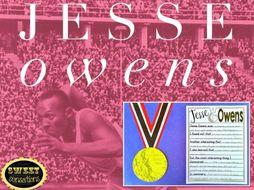Jesse Owens craft activity (Black History)