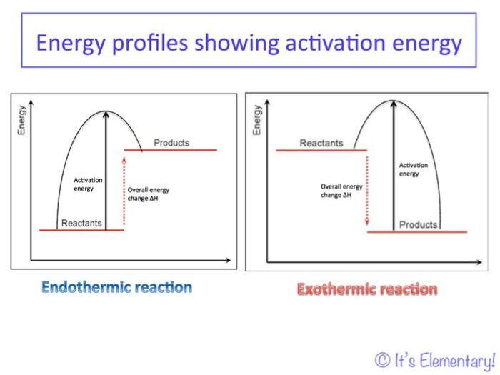 Endothermic Energy Profile Diagram Custom Wiring Diagram