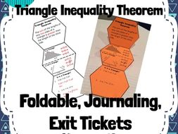 Triangle Inequality Theorem Notes By Randistowe Teaching Resources