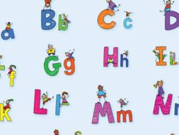 The French alphabet song