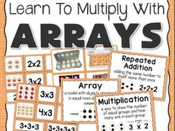 Learning to Multiply with Arrays