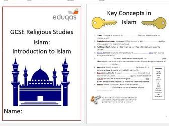 WJEC Eduqas Introduction to Islam Workbook