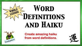 Haiku-Word-Definitions.pptx