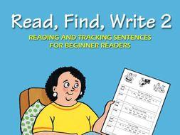 READ, FIND, WRITE BOOK 2