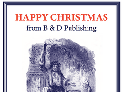 A Christmas Carol Charles Dickens Resource Pack Free Sample Pages
