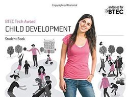 Childcare Btec Tech FULL component 3A