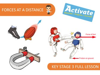 Forces at a Distance (KS3 Activate)