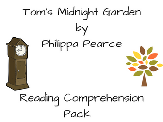 Tom's Midnight Garden Reading Comprehension