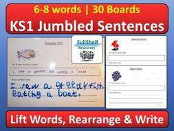 Sentences KS1