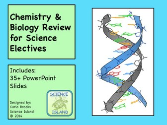 Chemistry & Biology Review for Advanced Science Electives