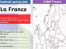 France (Geographie - environment)