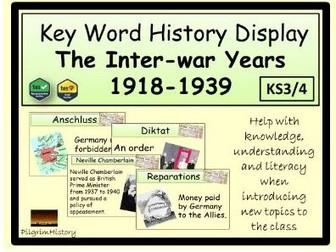 Interwar years Display