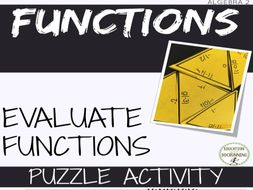 Evaluate Functions